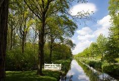 Lanscape de Linschoten Foto de Stock Royalty Free