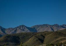 Lanscape del capo del sud del Sudafrica Fotografie Stock