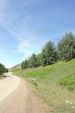 Lanscape do verão Imagem de Stock