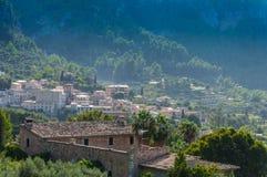 Lanscape on island of Mallorca Stock Image