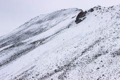 NIEVE NEVADO BLANCO LAGO. LANSCAPE LAKE SNOW NEVADO DE TOLUCA MEXICO WINTER WHITE BLANCO royalty free stock photography