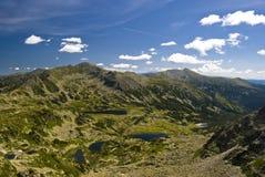 Lanscape montagneux Photos libres de droits
