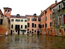 Lanscape urbain à Venise Image stock