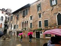 Lanscape urbain à Venise Photographie stock libre de droits