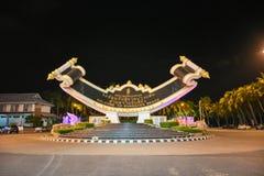 Lanscapes Bangsan vid Supatphoto Arkivbilder