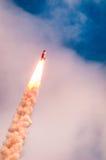 Lansering av Atlantis-STS-135 Royaltyfri Fotografi