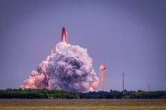 Lansering av Atlantis-STS-135 Arkivfoto