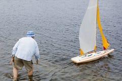 lansering för 3 fartyg Royaltyfri Fotografi