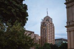 Lansing State Capitol Building en Michigan Fotos de archivo libres de regalías