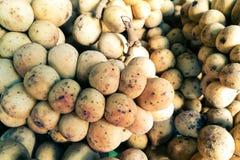 Lansium parasiticum (Long Kong) Royalty Free Stock Photography