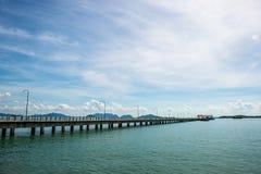 Lanta Thaïlande de pilier Images stock