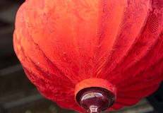 Lantaarn in de oude stad van Hoi An, Vietnam Royalty-vrije Stock Fotografie