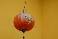 Lantaarn in de oude stad van Hoi An, Vietnam Stock Foto's