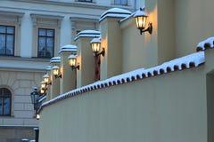 Lantaarn op Kampa-Eiland Royalty-vrije Stock Fotografie