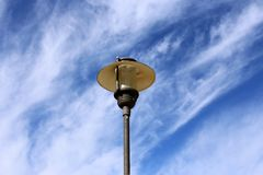 Lantaarn voor verlichting stock fotografie