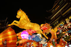 Lantaarnfestival Royalty-vrije Stock Afbeelding