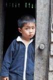 Lantaen chłopiec Zdjęcie Royalty Free