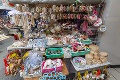Lantau-Insel Hong Kong Fischerdorf Tai O Stockfoto