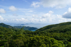 Lantau Island Royalty Free Stock Images