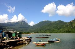 Lantau Island Hong Kong Stock Photography