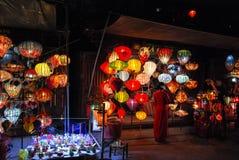 Lanter i Hoi An, Vietnam royaltyfria bilder