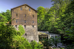 Lanterman's Mill Royalty Free Stock Photography