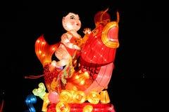 Lanternï ¼ Œtradition symbol dla świętowania w Chiny Fotografia Royalty Free