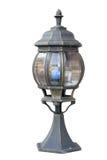 Lantern. Separately on a white background Stock Photography