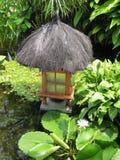 Lantern. Garden lantern in Thailnd Royalty Free Stock Images