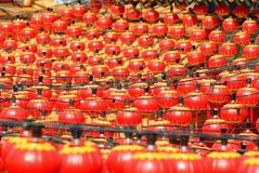 Lantern. Red lantern stock photos