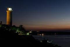 Lantern. Anadolu Feneri (Lantern) in Istanbul Bosphorus Royalty Free Stock Images