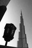 The Lantern of Burj Khalifa Stock Image