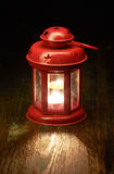 Lantern candel lamp Royalty Free Stock Photography