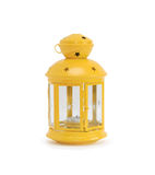 Lantern With Candle Royalty Free Stock Images