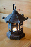 Lantern CandleHolder Stock Photos