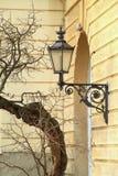 Lantern in Charlottenburg Palace stock photography