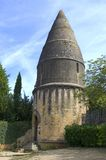 The lantern of the dead, of Sarlat Stock Photo