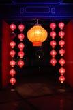 Lantern Decor Stock Images