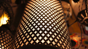 Lantern in the desert, Dubai, UAE. Photos travel, attractions, interesting artifacts, beautiful Royalty Free Stock Images
