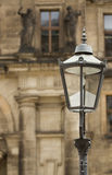 Lantern  in Dresden (Germany). Royalty Free Stock Images