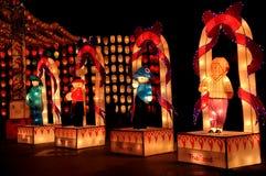Lantern festival Stock Photo