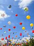 Lantern Festival Royalty Free Stock Images