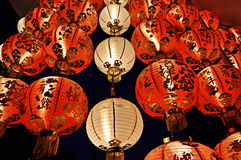 Lantern festival Royalty Free Stock Photo