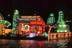 Lantern Festival Fair 2015 Stock Image