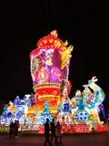 Lantern Festival In Zigong, China Royalty Free Stock Photography