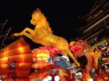 Lantern festival Stock Photography