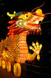 Lantern Festival in Singapore, Dragon Stock Photos