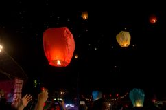 LANTERN FESTIVAL SOLO INDONESIA Royalty Free Stock Photos