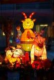 The 2015 Lantern Festival in Taiwan Stock Photos