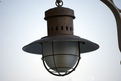 Lantern for fishing boat Stock Photography